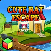 Best Escape Games - Cute Rat Escape icon
