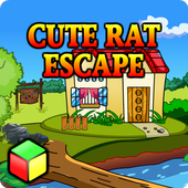 Best Escape Games - Cute Rat Escape icon
