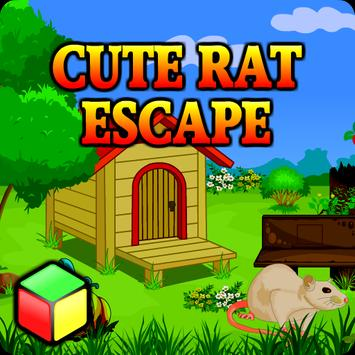 Best Escape Games - Cute Rat Escape poster