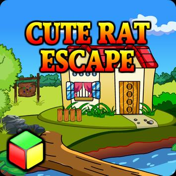 Best Escape Games - Cute Rat Escape apk screenshot