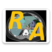 Radiology CT Anatomy icon