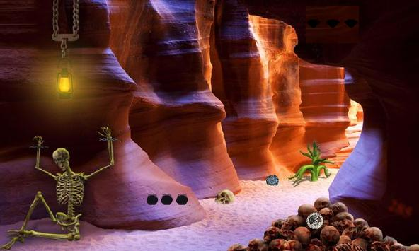 Camel Cave Escape screenshot 1