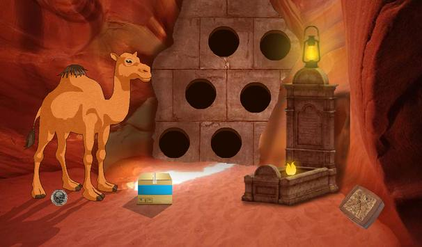 Camel Cave Escape screenshot 2