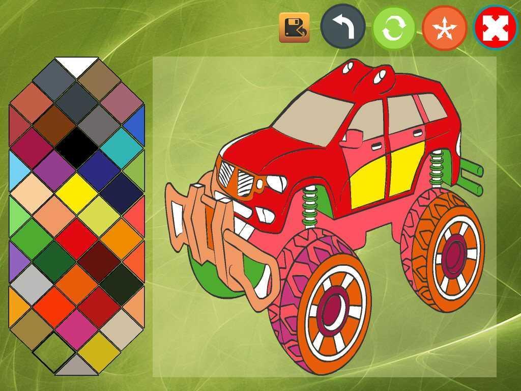 Araba Boyama Kitabi For Android Apk Download