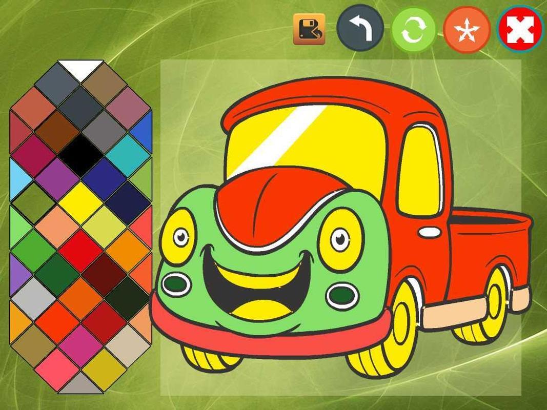 Araba Boyama Kitabı For Android Apk Download