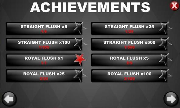 Card Shark Poker Slots (LITE) apk screenshot