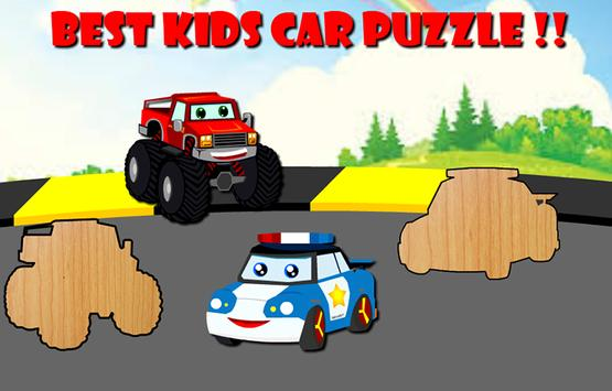 Cars Cartoon Puzzle screenshot 3