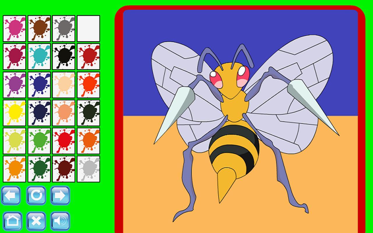 Kid Coloring Game New Apk Screenshot
