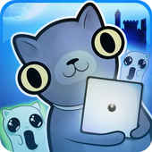 Cat with Dice in Ghost Castle icon