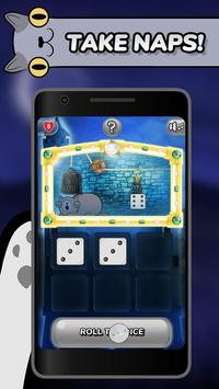 Cat with Dice in Ghost Castle screenshot 3