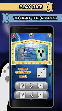 Cat with Dice in Ghost Castle screenshot 1