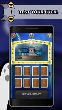Cat with Dice in Ghost Castle screenshot 2