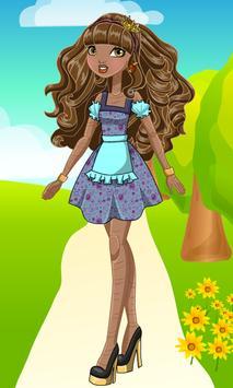Dress Up Cedar Wood apk screenshot