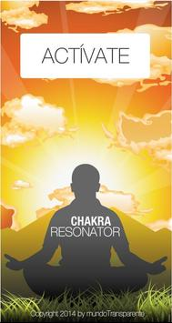 Chakra Resonator poster