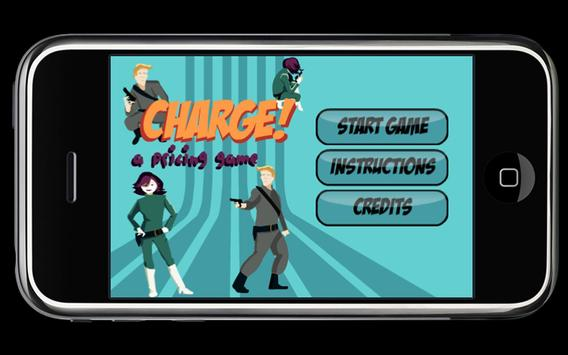 Charge! poster