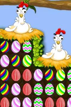 Chicken Egg Match poster