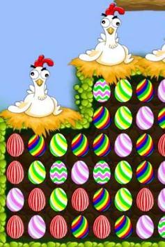 Chicken Egg Match apk screenshot