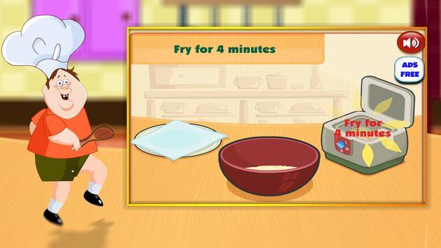 Chicken Nuggets Cooking Games screenshot 8