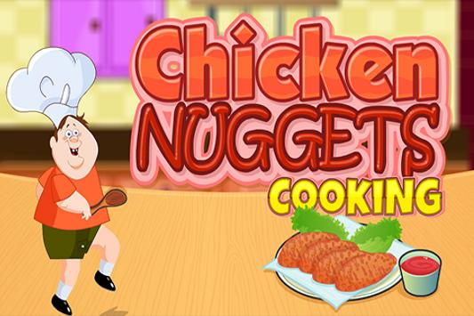 Chicken Nuggets Cooking Games poster