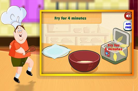 Chicken Nuggets Cooking Games screenshot 3