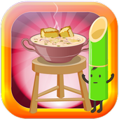 Chickpea Soup Recipe Cooking icon