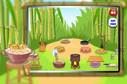Chickpea Soup Recipe Cooking screenshot 1