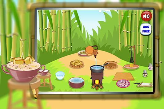 Chickpea Soup Recipe Cooking screenshot 2