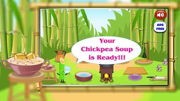 Chickpea Soup Recipe Cooking screenshot 8