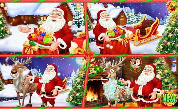 Christmas Santa Care Reindeer apk screenshot
