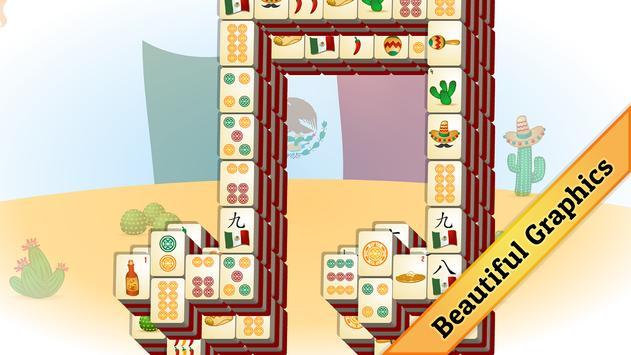 Cinco de Mayo Mahjong screenshot 3
