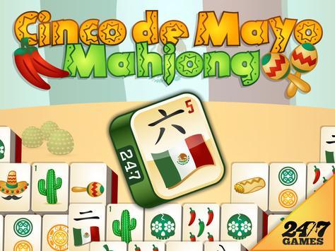 Cinco de Mayo Mahjong screenshot 10
