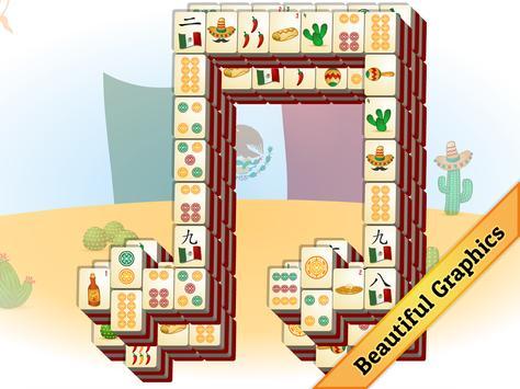 Cinco de Mayo Mahjong screenshot 13