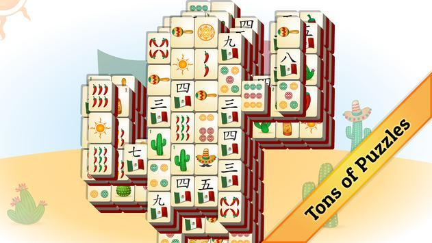 Cinco de Mayo Mahjong screenshot 2