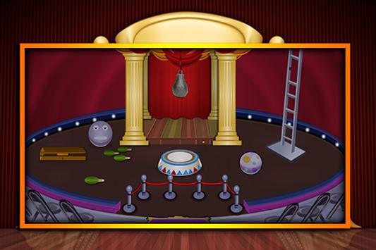 Circus Tent Escape apk screenshot