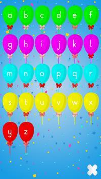 Alphabet ABC Kids : Letters Writing Games apk screenshot