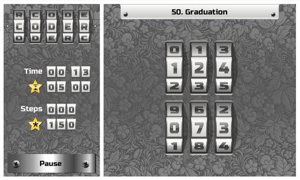 Coder Demo - Safecracker apk screenshot