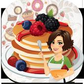 Cooking Cake Pancake Chocolate icon