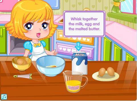 Cooking Cake Pancake Chocolate screenshot 2