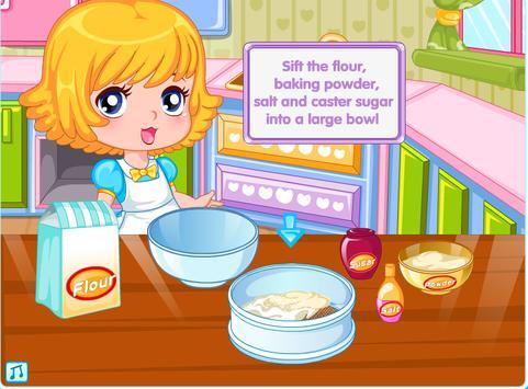 Cooking Cake Pancake Chocolate screenshot 3