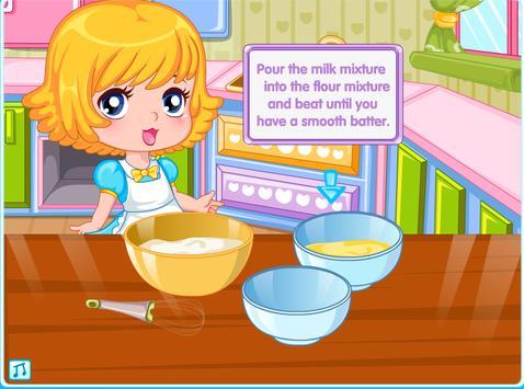 Cooking Cake Pancake Chocolate screenshot 4