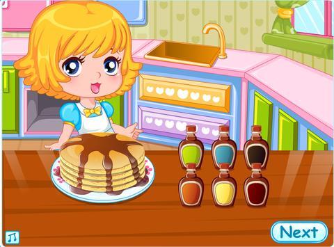 Cooking Cake Pancake Chocolate screenshot 5