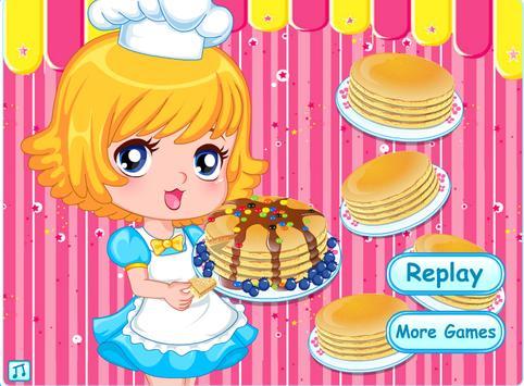 Cooking Cake Pancake Chocolate screenshot 6