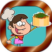 Cooking Game : Dariole Potato icon