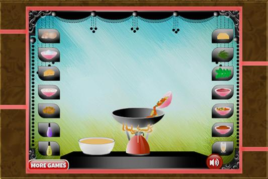 Cooking Game : Dariole Potato screenshot 1