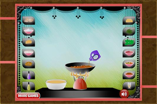 Cooking Game : Dariole Potato screenshot 2