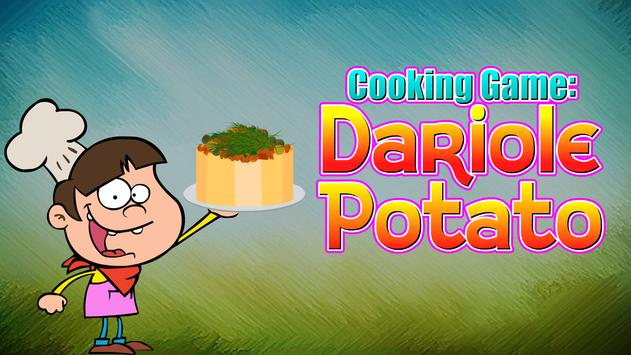 Cooking Game : Dariole Potato screenshot 5