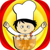 Cooking Game :Dryfruit Compote icon