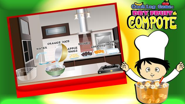 Cooking Game :Dryfruit Compote screenshot 12