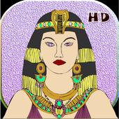 Coloring Book Egypt icon