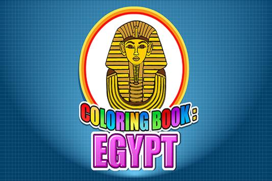 Coloring Book Egypt poster